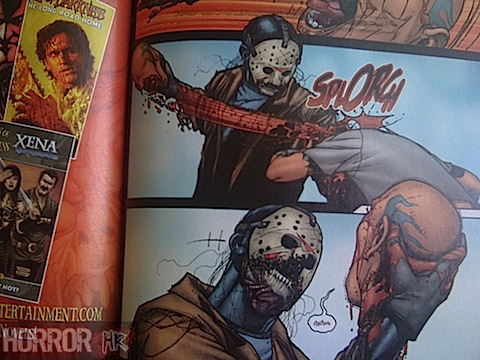 IMG 0407 Jpg Jason Vs Freddy Ash Nightmare Warriors