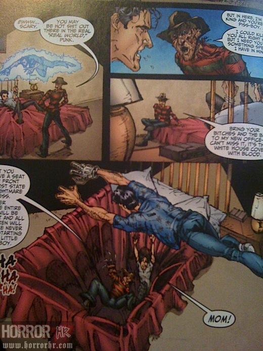 Freddy Vs Jason Ash The Nightmare Warriors Jeff Katz
