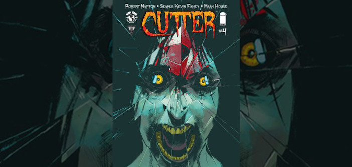 Cutter #01-#04 (Image Comics, 2014)