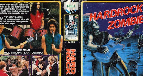 Hard Rock Zombies DVD
