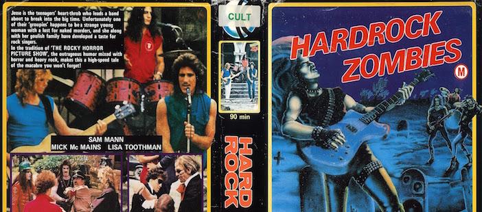Hard Rock Zombies (1985)
