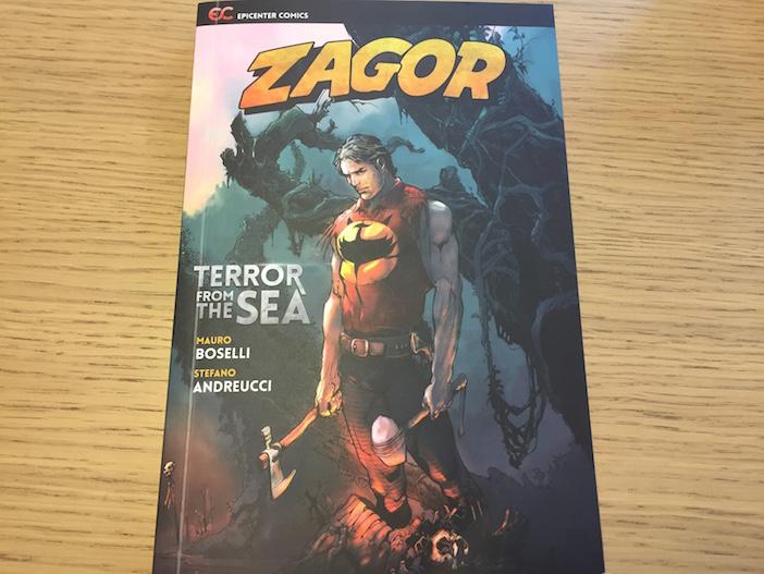 Zagor Terror from Sea
